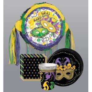 Mardi Gras Magic Party Supplies Pinata Party Pack