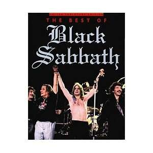The Best of Black Sabbath (0752187928812) Books