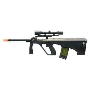 Spring Steyr AUG Assault Rifle FPS 380 Airsoft Gun  Sports