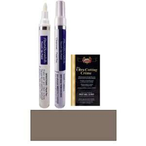 Oz. Medium Brown Metallic Paint Pen Kit for 1987 Toyota Cressida (4H1