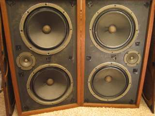 Vintage Altec Lansing 886A Speakers