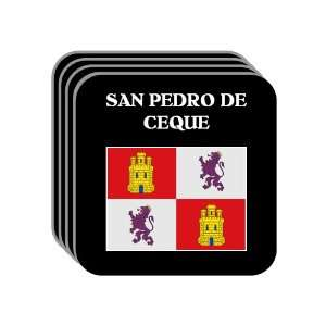Castilla y Leon   SAN PEDRO DE CEQUE Set of 4 Mini Mousepad Coasters