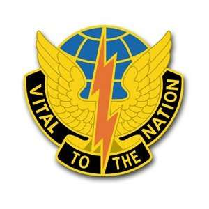 United States Army 10th Air Defense Artillery Brigade Unit Crest Patch