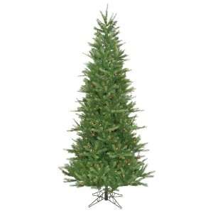 Tiffany Spruce Slim 550 Multi Color Lights Christmas Tree (A881077