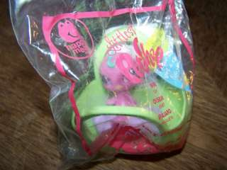 Littlest Pet Shop LPS Bird McDonalds Toy #7 Sealed New