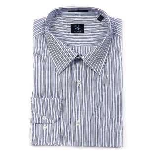 Joseph Abboud Mens Striped Dress Shirt