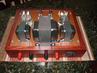 832 Stereo Tube Amplifier Push Pull 12AT7, 5Y3