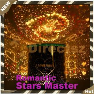 Starry Romantic Star Master Light Lighting Projector