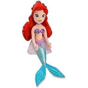 Disney Ariel Plush Doll  19in Little Mermaid Plush Doll