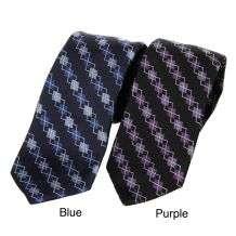 Ben Sherman Mens Argyle Stripe Tie