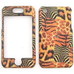 Apple iPhone 1G/2GS Giraffe/Leopard/Tiger/Zebra Print Hard