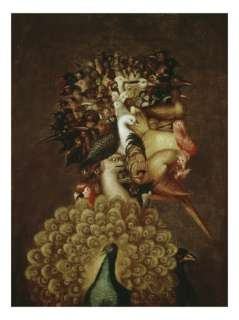 The Air Giclee Print by Giuseppe Arcimboldo at AllPosters