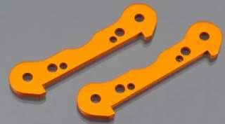 HPI 105893 Orange Lower Arm Brace 4x54x3 (2) Savage X