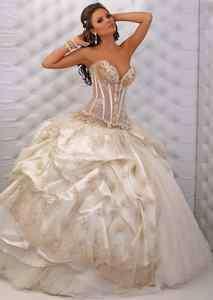 High Quality New Style Bridal Wedding Dress SizeCustom