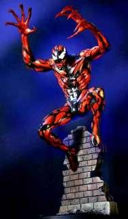 Bowen Marvel Comics Spider Man Carnage Statue