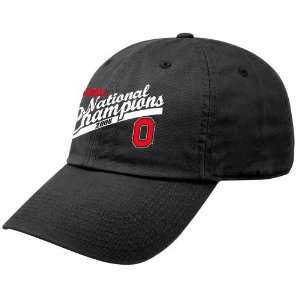 Twins Enterprise Ohio State Buckeyes Black 2006 BCS National Champions