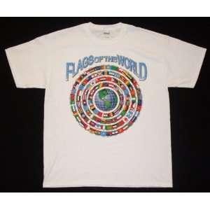 Flags of the World Shirt (XXL)