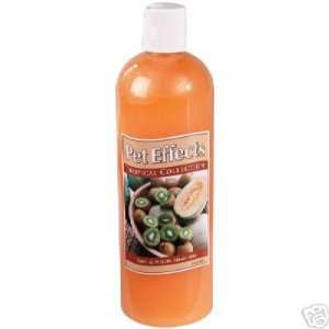 Pet Effects Kiwi & Melon DOG CAT Shampoo 17 oz. Kitchen