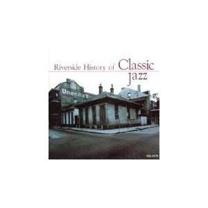 Riverside History of Classic Jazz Various Artists Music