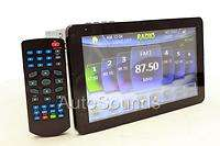 Power Acoustik PD 931NB DVD/CD/ Player 9.3 Touchscreen LCD