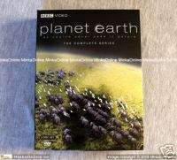 Planet Earth   The Complete Collection (2007, DVD) 794051293824