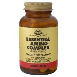 Sundown Amino Acid Complex, 100 Tablets (Pack of 4