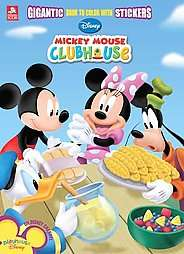 Disney Mickey Mouse Clubhouse (Paperback)