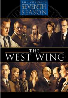 The West Wing The Complete Seventh Season (DVD)