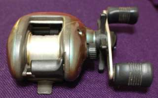 SHIMANO CURADO BANTAM 200 BAITCASTING REEL EXCELLENT CONDITION