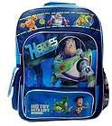 NEW Disney Pixar Toy Story 3 Buzz & Woody Kids BackPack