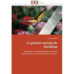 milieu ordinaire de travail (French Edition) (9786131520143) Sandie