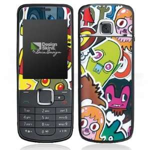 Design Skins for Nokia 2710   Sticker Pile Up Design Folie