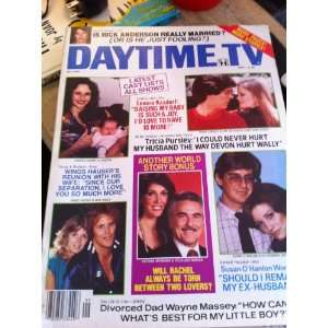 DAYTIME TV~MAGAZINE~SEPTEMBER 1980~SOAP OPERA VARIOUS Books