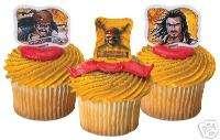 Pirates Caribbean CupCake Decoration Party Supplies