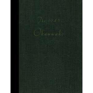 Reprint) 1945 Yearbook Shelbyville High School, Shelbyville, Illinois