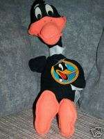 Mighty Star Warner Bros. Daffy Duck Stuffed Plush 1977