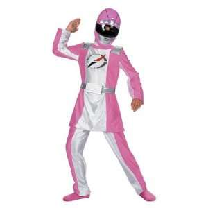 com Pink Operation Overdrive Deluxe Power Ranger Child Large Costume