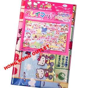 Sanrio Hello Kitty Pinic Leisure Mat Sheet D56a