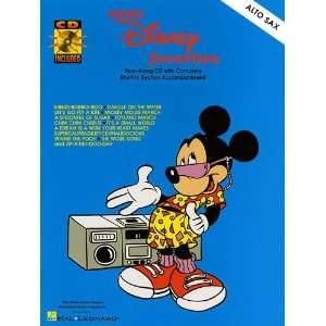 Easy Disney Favorites (Alto Sax)   Solo Trax   Softcover