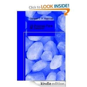 29 Poemas Para Mi Destino (Spanish Edition) Gerson E. A. Arenívar
