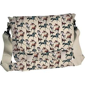 Wildkin Horse Dreams Original Messenger Bag (Large) Bags