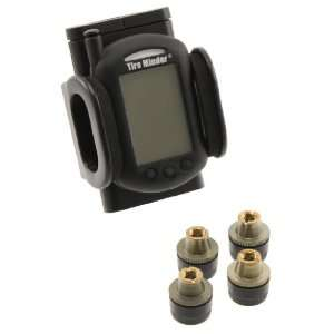 Tire Minder 4 Tire Wireless Monitoring System Automotive