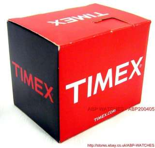 TIMEX MENS EXPIDITION BROWN LEATHER STRAP INDIGLOW WATCH   MODEL