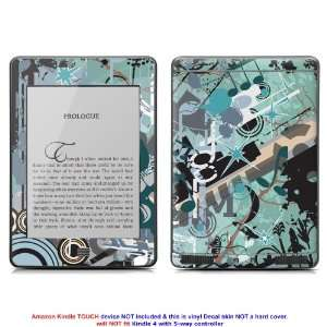 sticker for  Kindle Touch case cover KDtouch 448 Electronics
