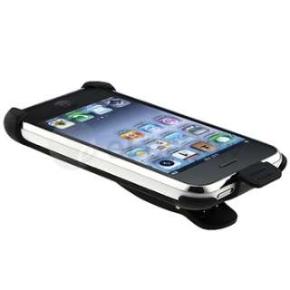 Swivel PHONE HOLSTER Hard CASE Cover FOR APPLE IPHONE 3G S 3GS