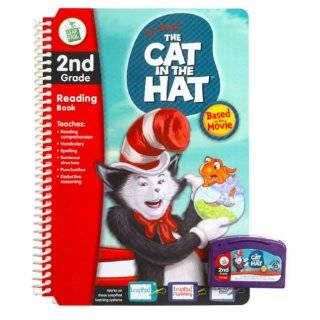 LeapPad 2nd Grade Dr. Seuss Cat in the Hat Book Toys