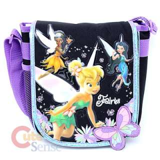 Disney Tinkerbell Fairies School Roller Backpack Lunch Bag Butterfly 5