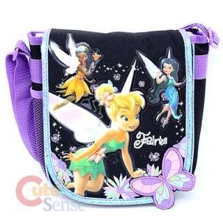 Disney Tinkerbell Fairies School Roller Backpack Lunch Bag Butterfly 5