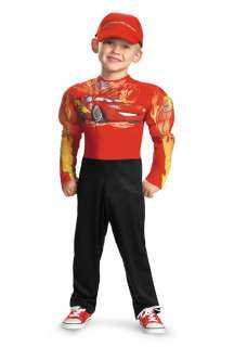 Disney Cars 2 Classic Muscle Toddler/Child Costume