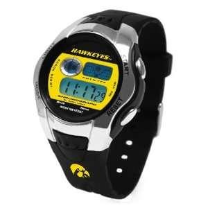 Iowa Hawkeyes Black Digital Sport Watch